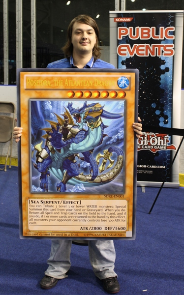 a giant birthday present for daniel  yugioh tcg event coverage, Birthday card