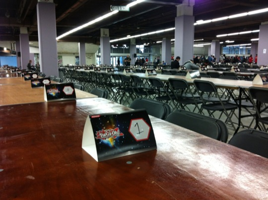 Welcome to ycs paris 2014 yu gi oh tcg event coverage for Table 52 cards 2014