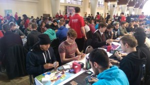 The Top Tables at Day 2