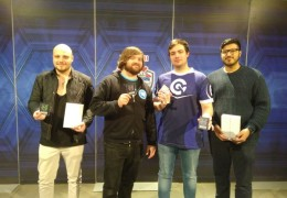 Top 4 YCS Prague