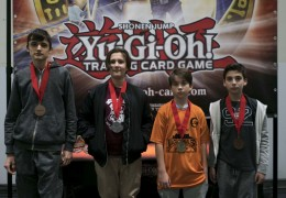 Dragon Duel Top 4