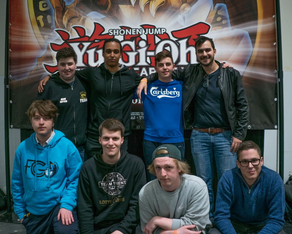 Top 8 YCS London 2017