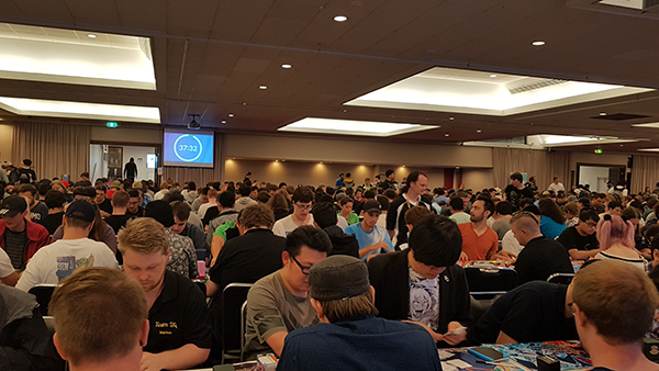 YCS Melbourne Room