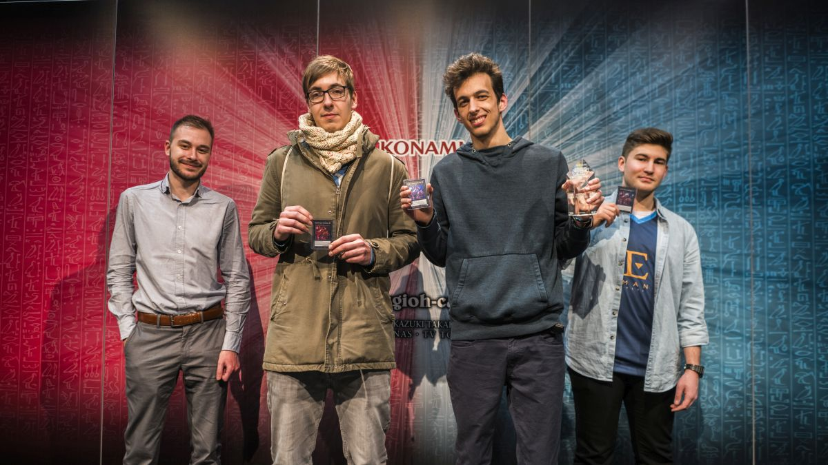 Top 4 YCS Bochum 2018