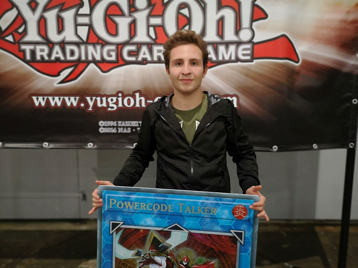 Sunday's Attack of the Giant Card Winners : Yu-Gi-Oh! TCG