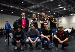 Top 8 YCS London 2019