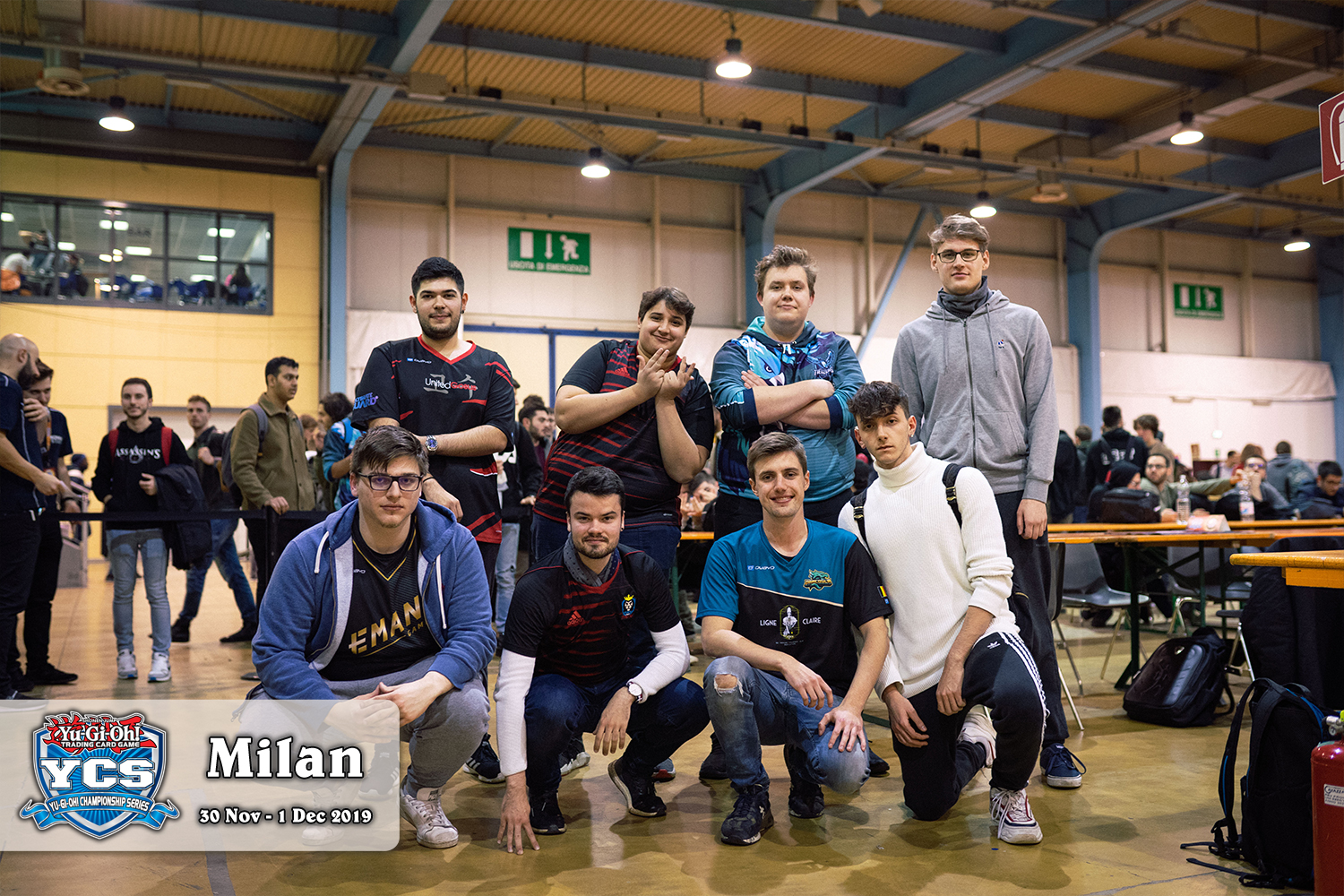 YCS Milan 2019 Top 8