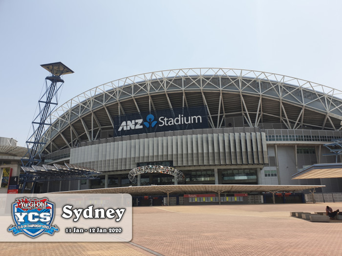 YCS Sydney 2020 Venue from outside