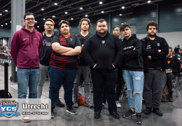 Top 8 YCS Utrecht 2020