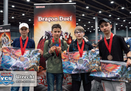 YCS UTrecht 2020 Dragon Duel Top 4